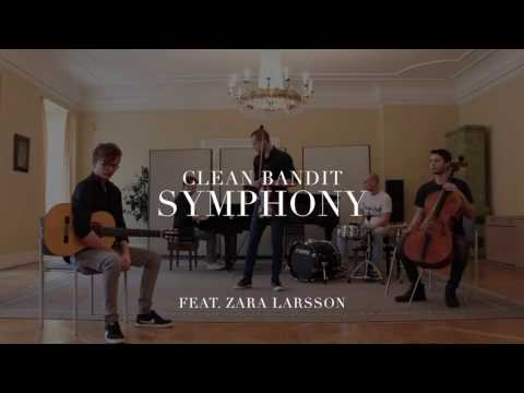 Thumbnail: SYMPHONY - Clean Bandit feat. Zara Larsson (BEST acoustic, VIOLIN cover by Marco Cano)