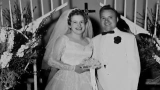 Woman wears wedding dress 60 years after tying the knot -- getting it altered at the same shop!
