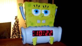 The world's most annoying alarm clock.