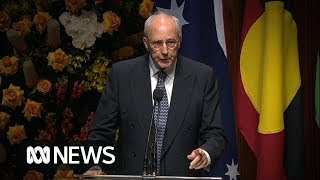 "Hawke Memorial: Paul Keating recalls how he and Hawke were ""stuck together"" 