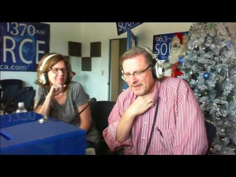 Pastor Jeffrey Shanks and Anette Shanks - Christmas and St. John's Lutheran Church and School