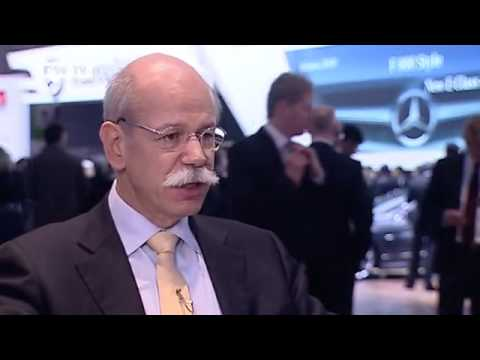 Dieter Zetsche, CEO Daimler AG | Journal Interview