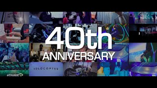 GITEX Technology Week - Celebrating 40 years of powering innovation