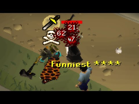 700m+ items so.. I ONE SHOT HIM (20m+ Loots) - Osrs Max Pking 2019
