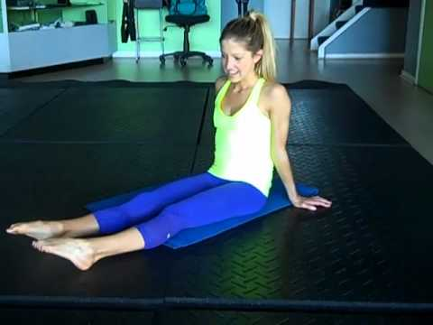 Ankle Warm Up Series. Free Online Foot Fitness Video