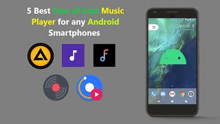 5 Best Free of Cost Music Player for any Android Smartphones. screenshot 4
