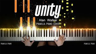 UNITY - Alan Walker | Piano Cover by Pianella Piano