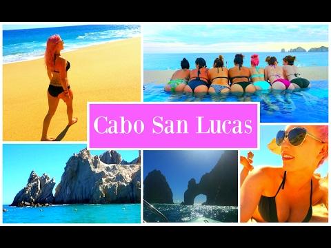 TRAVEL VLOG | Cabo San Lucas, Mexico