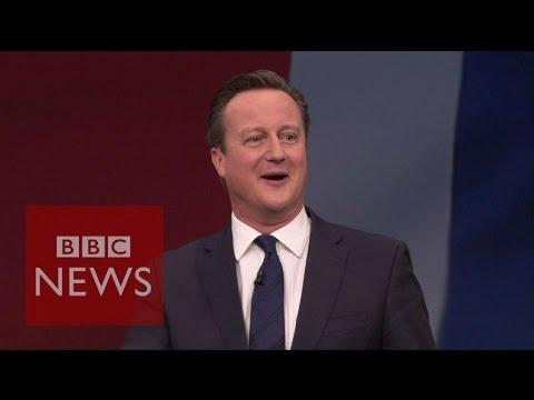 David Cameron's speech highlights - BBC News