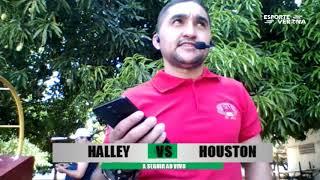 Jogos de Integração da Indústria - Final - Halley 1x6 Houston