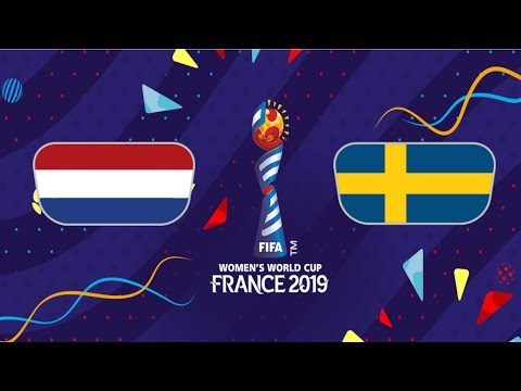 Netherlands vs Sweden – 2019 FIFA Women's World Cup Semi-final – FIFA 19