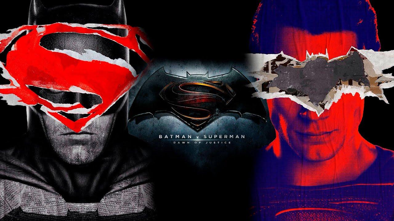 Batman V Superman Dawn Of Justice Comic Con 2015 Trailer 1080P