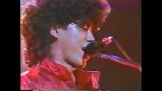 日比谷野音 1985 うじきつよし(Vocal、Guitar)杉原ヒロシ (Guitar...