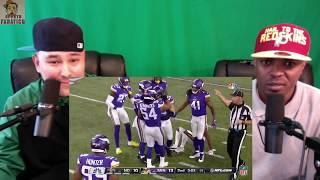 Saints vs Vikings | Reaction | NFL Week 8 Game Highlights