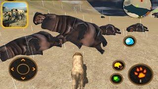 Clan Of Lions Kill 4 Bosses IOS Gameplay Newbie Gaming