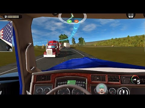 Truck Simulation 19 - IOS / Android - STORY Gameplay Part 1