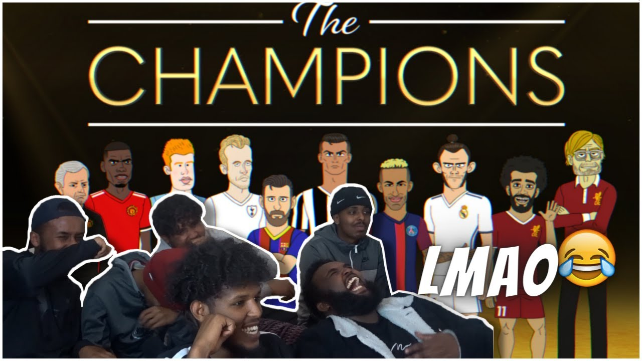 Download This is Hilarious😂😂 The Champions: Season 5, Episode 1 REACTION!