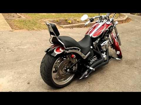 Custom Harley Davidson Rocker Heartland Kit