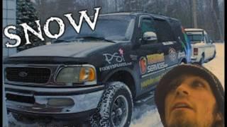 EXO Updates: Big Maine Snow Storm | January 12th - 2012