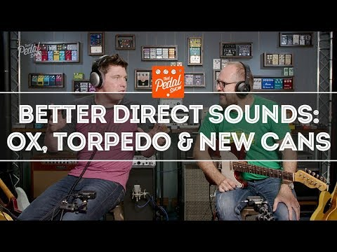 Better Direct Sounds: UA OX, Two Notes Torpedo Studio & New Headphones - That Pedal Show