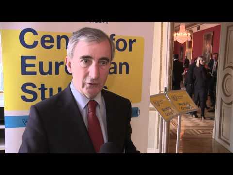 EIF 2012 Dublin: A Political Union Now? - Towards a more integrated Europe.