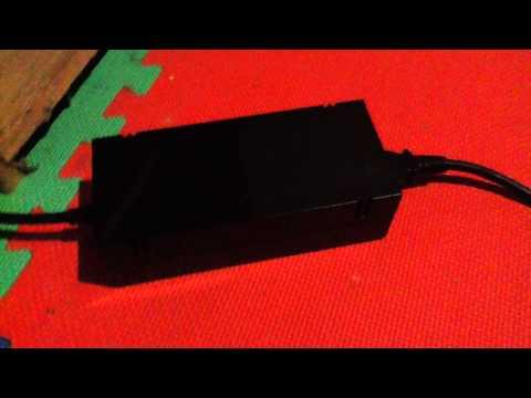 Xbox one power brick noise