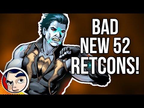 Worst DC Comics Retcons! - RnBe