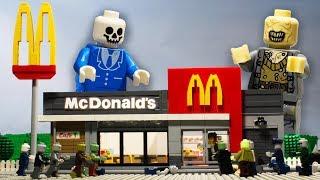 Lego McDonald's Zombie Invasion