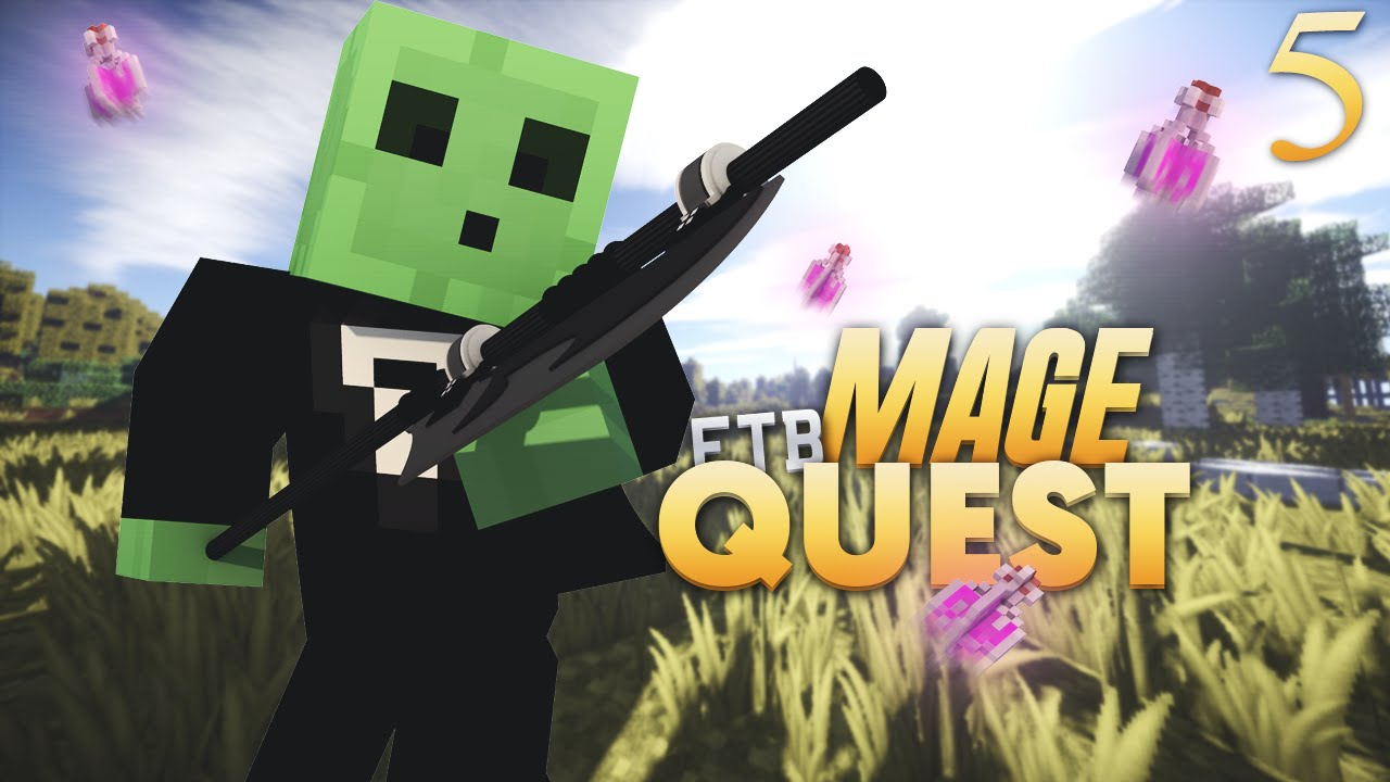 ftb magic quest