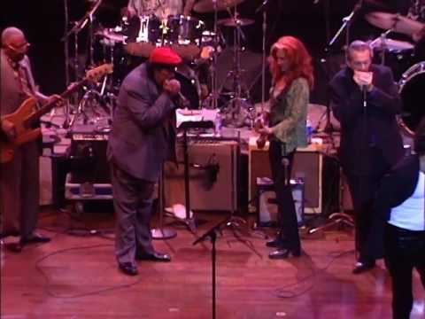 Bonnie Raitt, Double Trouble, Jimmie Vaughan, Paul Rodgers & more - Got My Mojo Workin