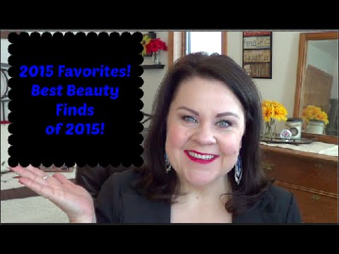 2015 Favorites! Best Beauty Finds of 2015!
