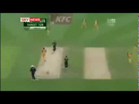 Fastest Ball in Cricket History 165.9km/hr