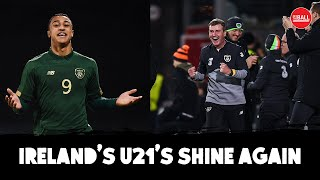 Stephen Kenny | Ireland U21 success | Giving youth a chance | Troy Parrott's potential