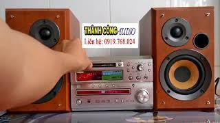 Thử dàn mini cao cấp DENON MA-5DVl liên hệ 0919.768.024  l THÀNH CÔNG AUDIO l DÀN ÂM THANH NỘI ĐỊA