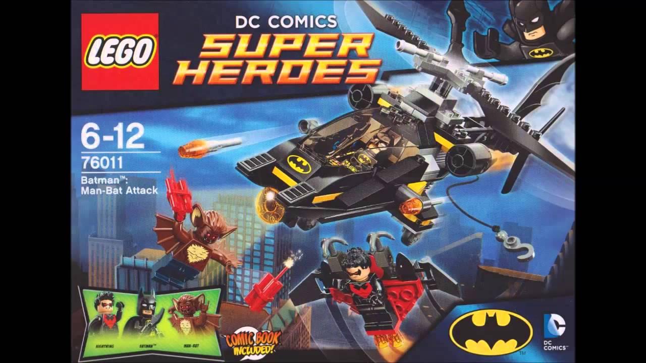 6 Malvorlagen Lego Superheroes: Some Final LEGO 2014 Set Pictures: Batman, Star Wars