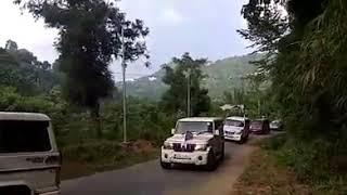 MNF Campaign GS lalchhandama tuivawl biala anlo hmuahna | Mizoram politics video