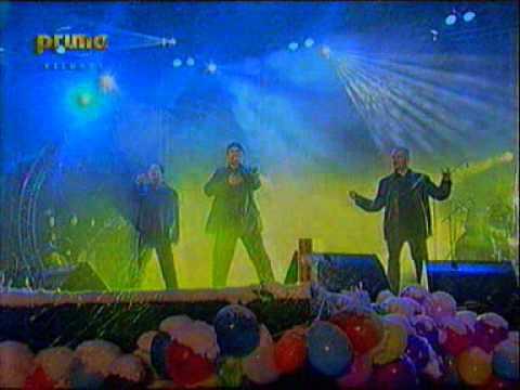 3rei Sud Est - Vreau să te uit (Live @ Revelion 2002)