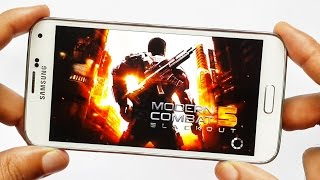 Modern Combat 5: Blackout Gameplay Samsung Galaxy S5 Android & iOS HD