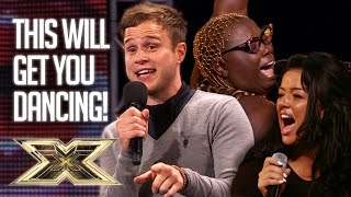 BUST A MOVE! Showstoppers that made us DANCE!   The X Factor UK