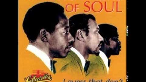 The Brothers of Soul -  I Guess That Don't Make Me a Loser