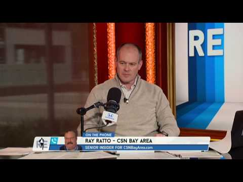 CSN Bay Area Ray Ratto on The Chances of David Shaw Coaching The 49ers - 1/2/17
