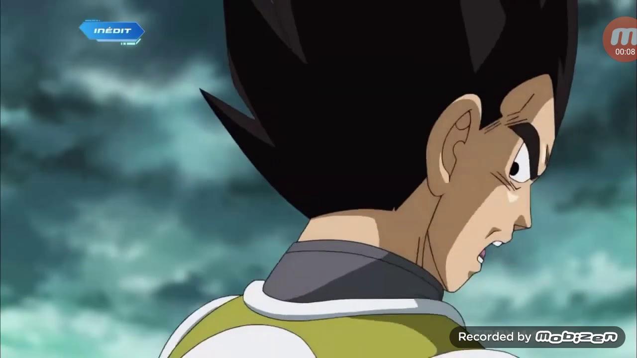 Download Végéta sauve sangoku et prend la relève!! Dragon ball super VF HD