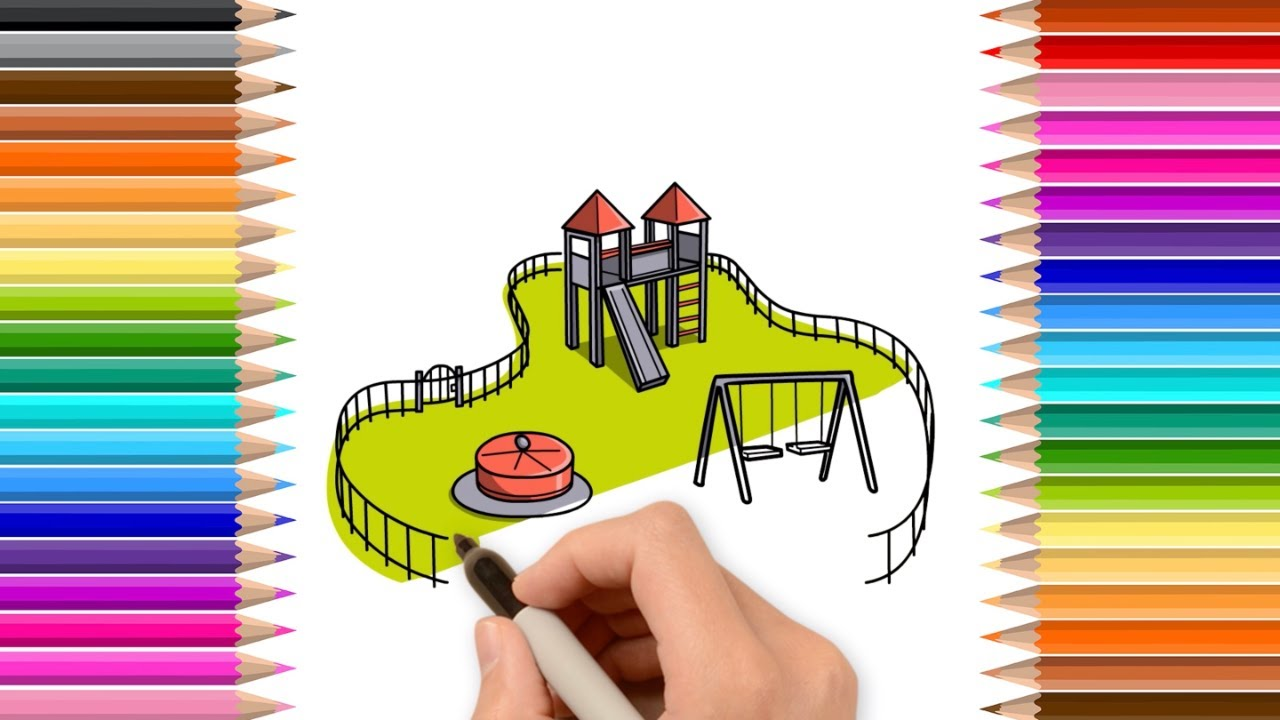 scenery for small colouring pages. natural scenery colouring pages ...   720x1280