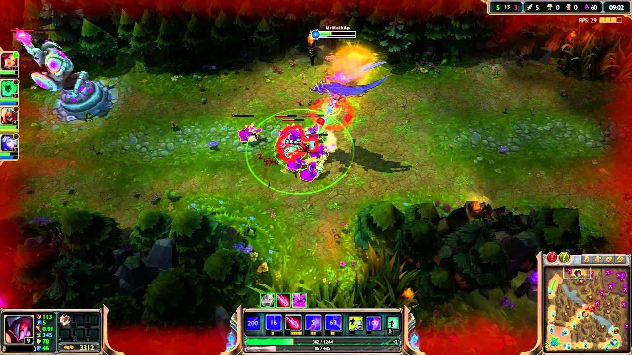 Aatrox Top New PBE Changes Full Game Gameplay Commentary | League of  Legends Aatrox (deutsch)