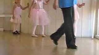 Ava Tap Dancing