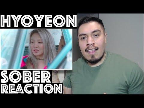 HYOYEON Sober Ft. Ummet Ozcan MV Reaction