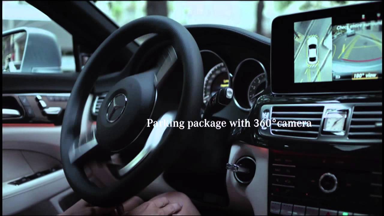 mercedes benz singapore the new cls feature films active parking assist youtube youtube. Black Bedroom Furniture Sets. Home Design Ideas