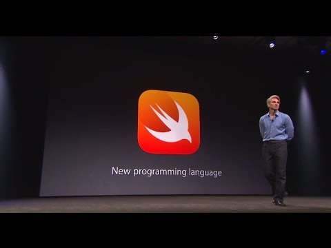 Apple WWDC 2014 - Swift Introduction