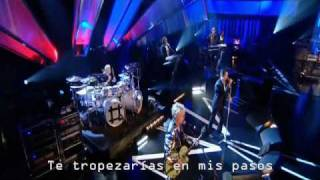 Depeche Mode - Walking in My Shoes (live) Subtitulado en Español