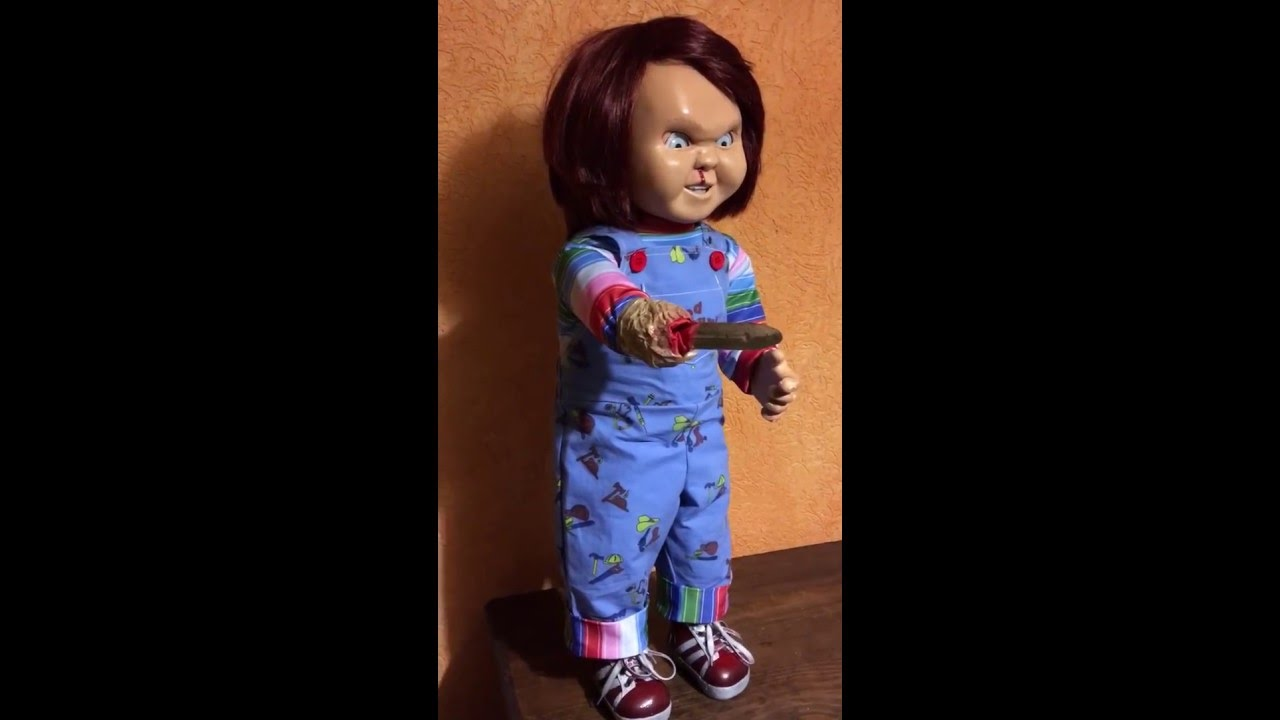 Chucky Life Size Talking Doll Replica Childs Play 2 Tenoch Art